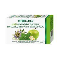 Herbária Almás Gyógynövény filteres tea