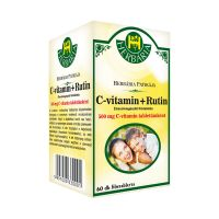 Herbária C-vitamin + Rutin filmtabletta
