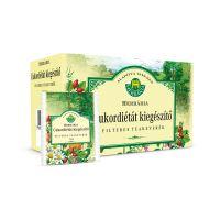 Herbária Cukordiétát kiegészítő borítékolt filteres tea