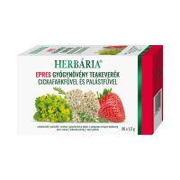Herbária Epres Gyógynövény filteres tea