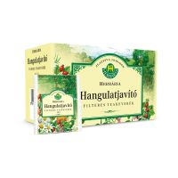 Herbária Hangulatjavító borítékolt filteres tea