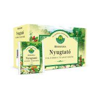 Herbária nyugtató tea filteres