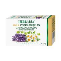 Herbária Rooibos vanília ízesítésű filteres tea