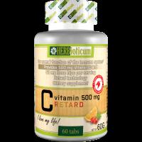 Herbioticum C vitamin 500 mg retard tabletta (Pingvin Product)