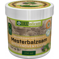 Herbioticum Mesterbalzsam gyógynövényekkel klsz