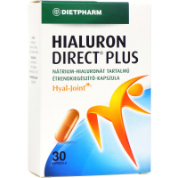Hialuron Direct Plus kapszula (Pingvin Product)
