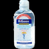 Higeen kézfertőtlenítő gél illatmentes