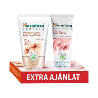 Himalaya Herbals csomag (arclemosó + maszk)