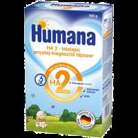 Humana HA 2 tejalapú anyatej kiegészítő (Pingvin Product)