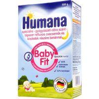 Humana Baby Fit Banán speciális tápszer refluxos csecsemő (Pingvin Product)