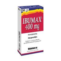 Ibumax 400 mg filmtabletta