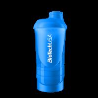 BioTechUsa Wawe Shaker + kék