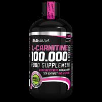 BioTechUsa L-Carnitine 100.000 Cseresznye Liquid