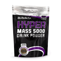 BioTechUsa Hyper Mass 5000 Joghurt-Málna