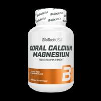 BioTechUsa Coral Kalcium-Magnézium tabletta