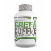 BioTechUsa Green Coffee kapszula