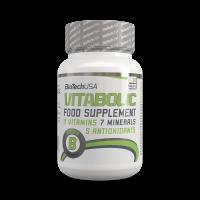 BioTechUsa Vitabolic tabletta