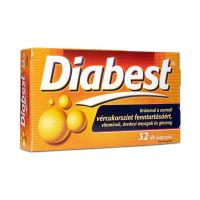 Innopharm Diabest komplex kapszula