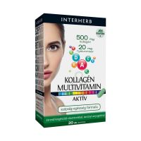 Interherb Kollagén multivitamin tabletta