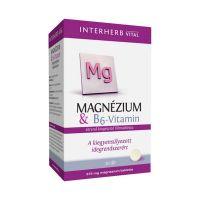 Interherb Vital magnézium+B6 vitamin tabletta