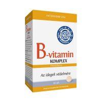 Interherb Vital B vitamin Komplex filmtabletta
