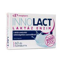 Innolact laktáz enzim 6000 étrend-kiegészítő filmtabletta