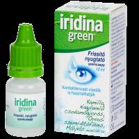 Iridina Green szemcsepp