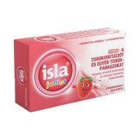 Isla-Junior torokpasztilla (20db)