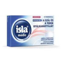Isla-Medic Hydro+ torokpasztilla Cseresznye (Pingvin Product)