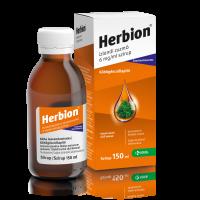 Herbion izlandi zuzmó 6 mg/ml szirup (Pingvin Product)