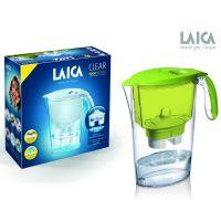 Laica Clear Line vízszűrő kancsó zöld (Pingvin Product)