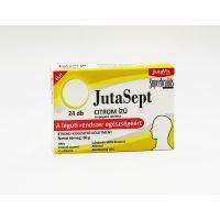 JutaVit Jutasept szopogató tabletta Citrom (Pingvin Product)