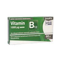 JutaVit B12-vitamin 1000µg tabletta