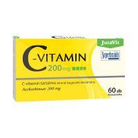 JutaVit C-vitamin 200 mg filmtabletta
