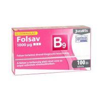 JutaVit Folsav 1000 mcg tabletta