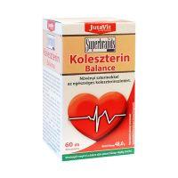 A növényi szerinek hozzájárulnal a vér normál koleszterinszintjének fenntartásához. Nagy koncentrációjú természetes növényi étrend-kiegészítő tabletta. Naponta 3x1 tabletta