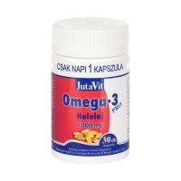 JutaVit Omega-3 1000 mg kapszula