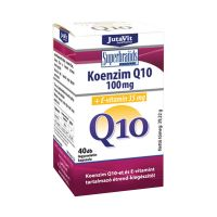 JutaVit Koenzim Q10 100mg tabletta (Pingvin Product)
