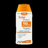 JutaVit Apotheke Solar naptej SPF 50