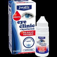 Jutavit Eye Clinic szemcsepp száraz szemre