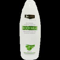 JutaVit Cosmetics bőrsimító Aloe testápoló (Pingvin Product)