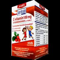 Jutavit C-vitamin  100 mg tabletta acerola gyermek