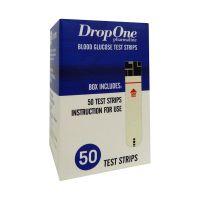 Drop One tesztcsík vércukorszintmérőhöz Juvapharma (Pingvin Product)