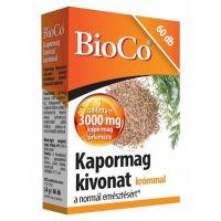 BioCo Kapormag kivonat tabletta krómmal (Pingvin Product)