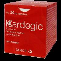 Kardegic 100 mg por belsőleges oldathoz