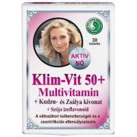 Klim Vit 50+ Multivitamin tabletta nőknek DR.CHEN