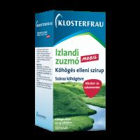 Klosterfrau Izlandi zuzmó szirup tasakban