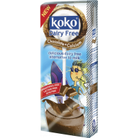 Koko kókusztej ital csokis