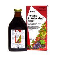 Krauterblut szirup vashiány ellen