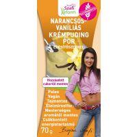 Szafi Reform krémtúró ízű pudingpor édesítővel (Pingvin Product)